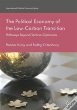 Wook.pt - The Political Economy Of The Low-Carbon Transition