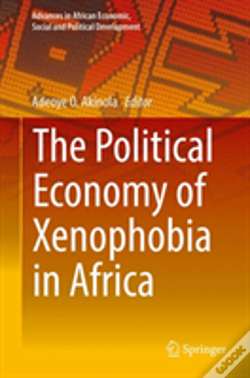 Wook.pt - The Political Economy Of Xenophobia In Africa