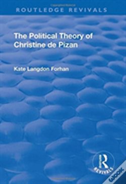 Wook.pt - The Political Theory Of Christine D