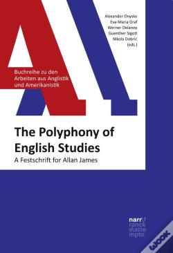 Wook.pt - The Polyphony Of English Studies