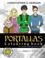 The Portallas Colouring Book For Kids And Grown-Ups
