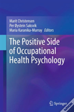 Wook.pt - The Positive Side Of Occupational Health Psychology