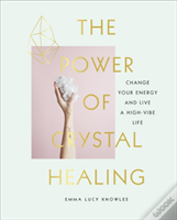 Wook.pt - The Power Of Crystal Healing