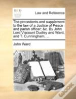 The Precedents And Supplement To The Law