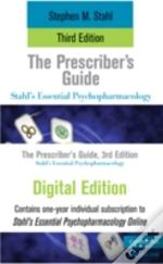 The Prescriber'S Guide Online Bundle