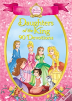 Wook.pt - The Princess Parables Daughters Of The King