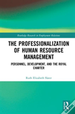 Wook.pt - The Professionalization Of Human Resource Management