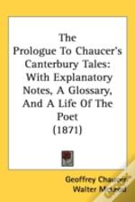 The Prologue To Chaucer'S Canterbury Tales