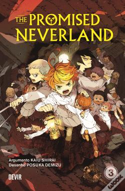 Wook.pt - The Promised Neverland N.º 3