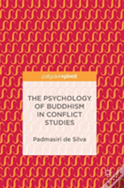 Wook.pt - The Psychology Of Buddhism In Conflict Studies
