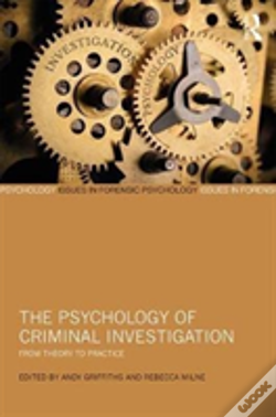 Wook.pt - The Psychology Of Criminal Investigation