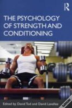 Wook.pt - The Psychology Of Strength And Conditioning