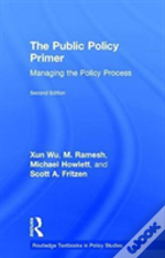 The Public Policy Primer Wu Et Al