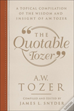 Wook.pt - The Quotable Tozer