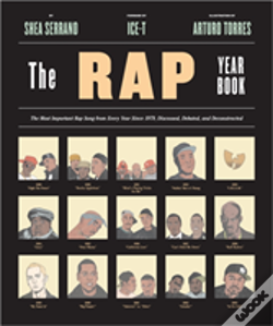 Wook.pt - The Rap Year Book