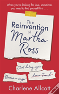 Wook.pt - The Reinvention Of Martha Ross