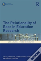 The Relationality Of Race And Racism In Educational Research