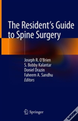 Wook.pt - The Resident'S Guide To Spine Surgery