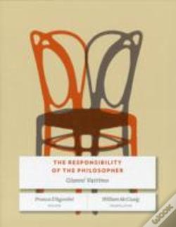 Wook.pt - The Responsibility Of The Philosopher