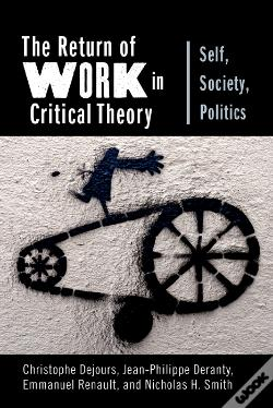 Wook.pt - The Return Of Work In Critical Theory