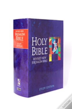 Wook.pt - The Revised New Jerusalem Bible: Study Edition