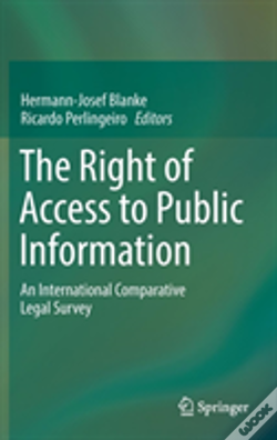 Wook.pt - The Right Of Access To Public Information