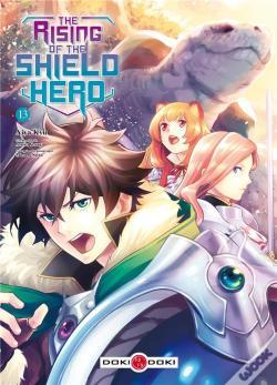Wook.pt - The Rising Of The Shield Hero - T13 - The Rising Of The Shield Hero - Volume 13