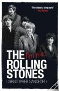 Wook.pt - The Rolling Stones: Fifty Years