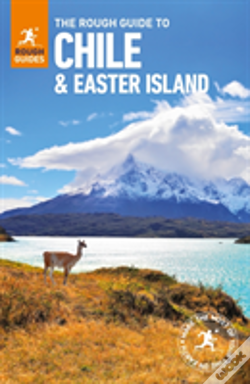 Wook.pt - The Rough Guide To Chile & Easter Islands