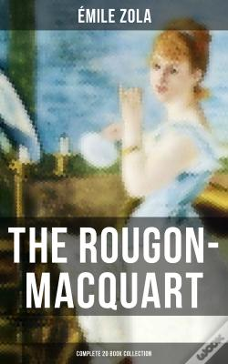Wook.pt - The Rougon-Macquart: Complete 20 Book Collection