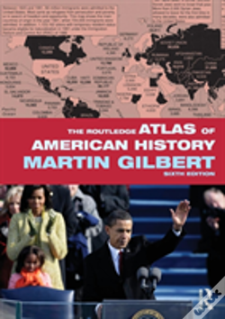 Wook.pt - The Routledge Atlas Of American History