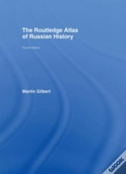 Wook.pt - The Routledge Atlas Of Russian History