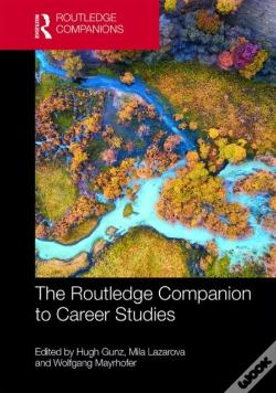 Wook.pt - The Routledge Companion To Career Studies