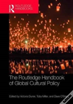Wook.pt - The Routledge Companion To Cultural Policy