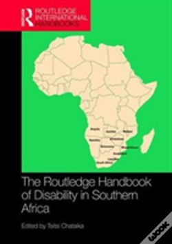 Wook.pt - The Routledge Handbook Of Disability In Southern Africa