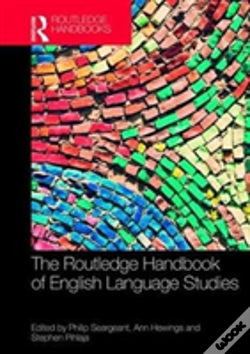 Wook.pt - The Routledge Handbook Of English Language Studies