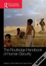 The Routledge Handbook Of Human Security