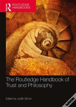 Wook.pt - The Routledge Handbook Of Trust And