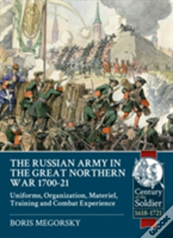 Wook.pt - The Russian Army In The Great Northern War 1700-21