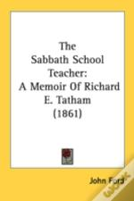 The Sabbath School Teacher