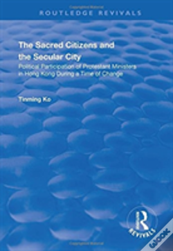 Wook.pt - The Sacred Citizens And The Secular