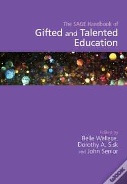 Wook.pt - The Sage Handbook Of Gifted And Talented Education