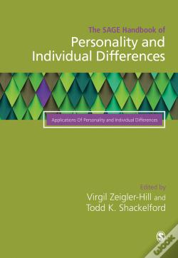 Wook.pt - The Sage Handbook Of Personality And Individual Differences