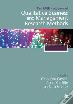 Wook.pt - The Sage Handbook Of Qualitative Business And Management Research Methods