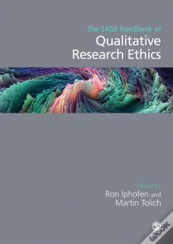 Wook.pt - The Sage Handbook Of Qualitative Research Ethics