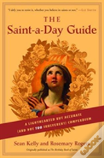 The Saint-A-Day Guide