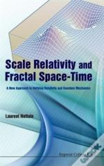 The Scale Relativity And Fractal Space-Time