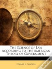 The Science Of Law According To The Amer