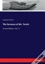 The Sermons Of Mr. Yorick