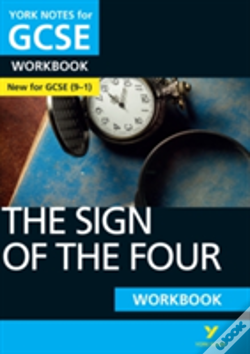 Wook.pt - The Sign Of The Four: York Notes For Gcse (9-1) Workbook
